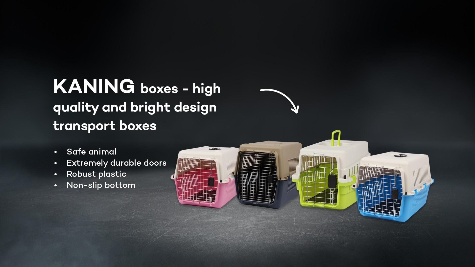 KANING boxes