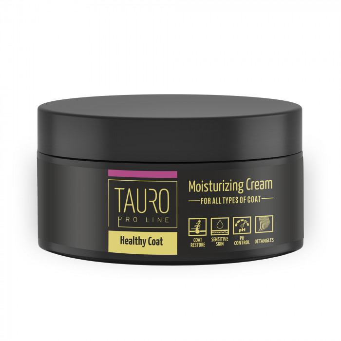 TAURO PRO LINE Healthy Coat hydrating mask for dogs and cats