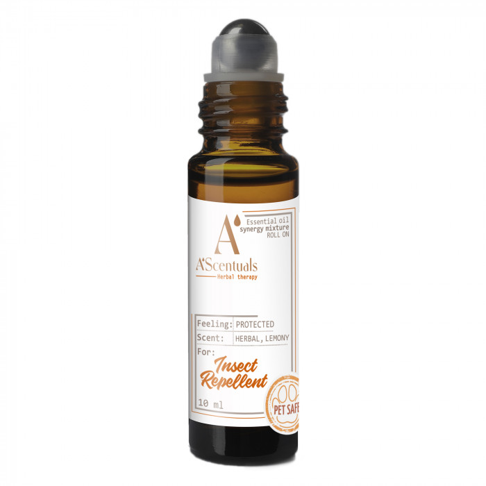 A'SCENTUALS INSECT REPELLENT essential oil pencil blend