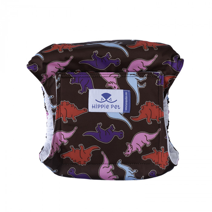 HIPPIE PET Reusable diapers for male dogs
