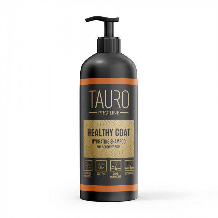 TAURO PRO LINE Healthy Coat hydrating Shampoo, shampoo for dogs and cats