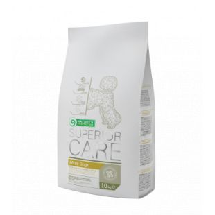 NATURE'S PROTECTION SUPERIOR CARE White dogs Small breed adult 10 kg