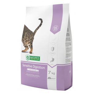 NATURE'S PROTECTION Сухой корм для кошек Sensitive Digestion Adult 1 year and older Poultry 7 кг