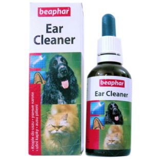 BEAPHAR Ear-cleaner  for dogs and cats 50 ml
