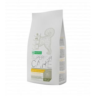 NATURE'S PROTECTION SUPERIOR CARE White dogs Large breed adult 10 kg