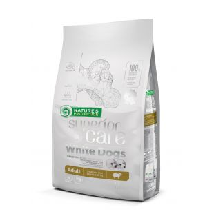 NATURE'S PROTECTION SUPERIOR CARE White dogs Small breed adult 1,5 kg
