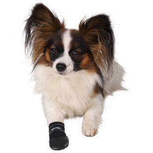 TRIXIE Walker' Neoprene dog boots,  S, black