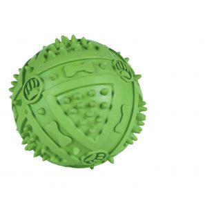 TRIXIE Toy for dogs rubber squeaky ball 9 cm