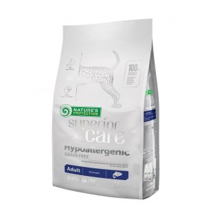 NATURE'S PROTECTION SUPERIOR CARE Hypoallergenic Grain Free Salmon Adult All Breeds 1,5 kg