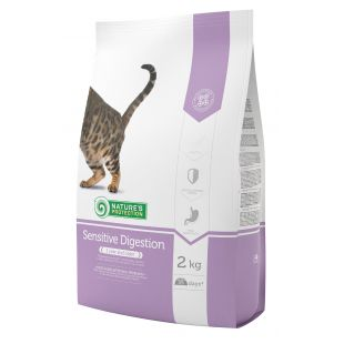 NATURE'S PROTECTION Sensitive Digestion Poultry 1 year and older Adult cat 2 kg