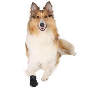 TRIXIE Walker' Neoprene dog boots,  L, black