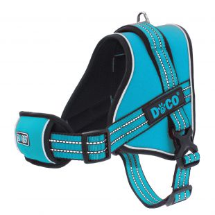 DOCO VERTEX braces turquoise XL size