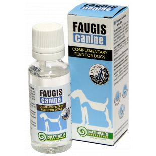 NATURE'S PROTECTION Faugis supplement for dogs 30 ml