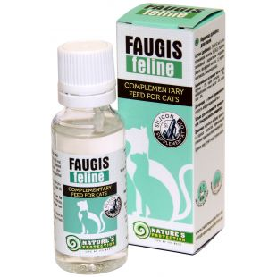 NATURE'S PROTECTION Faugis supplement for cats 30 ml