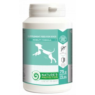 NATURE'S PROTECTION Mobility Formula, supplement for dogs, 75 g