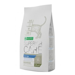 NATURE'S PROTECTION SUPERIOR CARE ANTI AGE 1,5 kg
