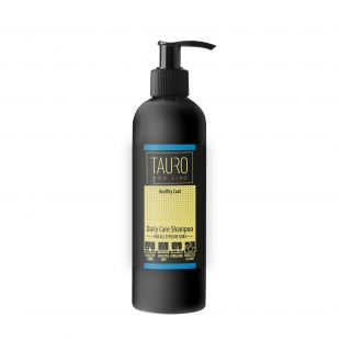 TAURO PRO LINE Healthy Coat Daily Care Shampoo for dogs and cats 250 ml