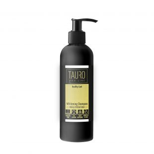 TAURO PRO LINE Healthy Coat Whitening Shampoo for dogs and cats 250 ml