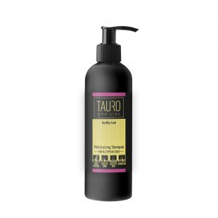 TAURO PRO LINE Healthy Coat hydrating shampoo for dogs and cats 250 ml