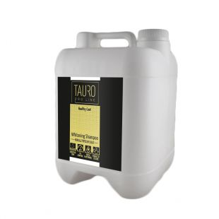 TAURO PRO LINE Healthy Coat Whitening Shampoo for dogs and cats 5000 ml