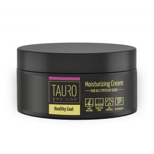 TAURO PRO LINE Healthy Coat moisturizing cream for dogs and cats 250 ml