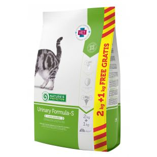 NATURE'S PROTECTION Urinary dry food for cats 2+ 1kg