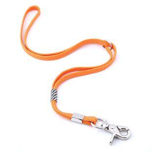SHERNBAO collar, naylon,  Orange