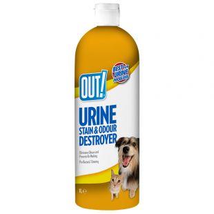 OUT! Dog Urine destroyer 1000 ml