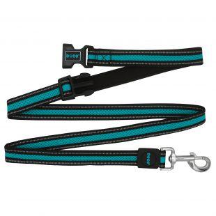 DOCO Collar for dog LOCO M/L dydis, turkio spalvos