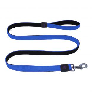 DOCO Puffy breathable leash for dogs  blue S size