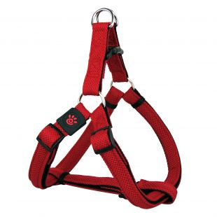DOCO Puffy adjustable braces red L size