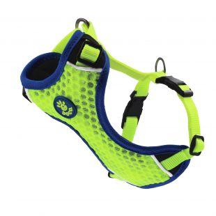 DOCO Super 3D adjustable braces lime XXL size