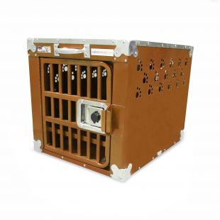 HYDROGROOM 100 Crate, cage for animals Caramel Sparkle