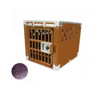 HYDROGROOM 100 Crate, cage for animals Purple Shimmer
