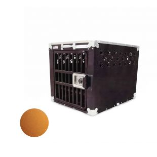 HYDROGROOM 200 Crate, cage for animals Caramel Sparkle