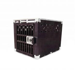 HYDROGROOM 200 Crate, cage for animals Purple Shimmer