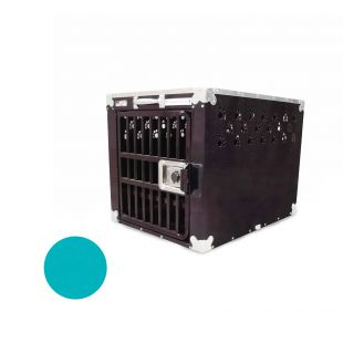HYDROGROOM 200 Crate, cage for animals Teal Sparkle