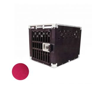 HYDROGROOM 200 Crate, cage for animals Rasberry Sparkle