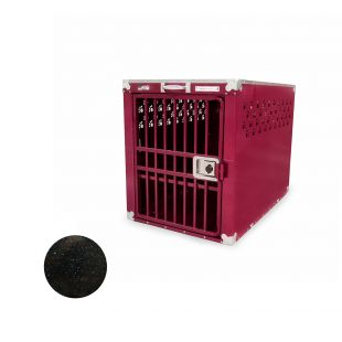 HYDROGROOM 400 Crate, cage for animals Blue Shimmer