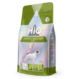 HIQ Puppy and mother care, food for puppies 1.8 kg