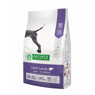 NATURE'S PROTECTION All breeds Adult Lamb 4 kg