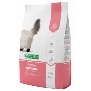 NATURE'S PROTECTION Longhair Adult 1 year and older Poultry Dry food for cats 7 kg