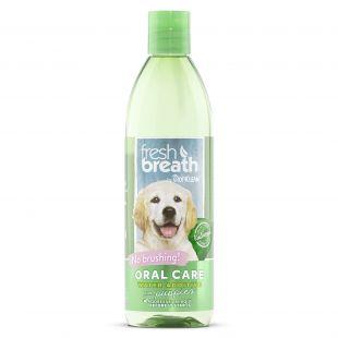 FRESH BREATH Dental care liquid for junior dogs Green