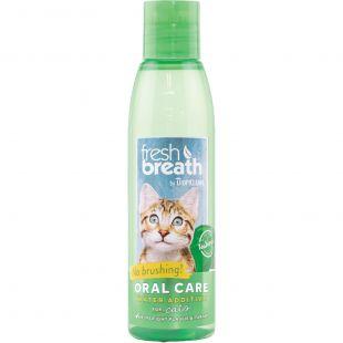 FRESH BREATH Dental care liquid for cats Green