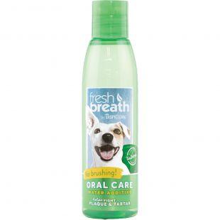 FRESH BREATH Dental care liquid for dogs Green