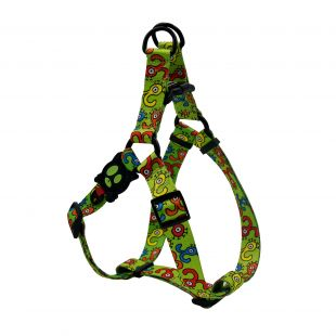 DOCO Loco adjustable braces green monster, size M