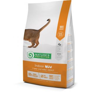 NATURE'S PROTECTION Indoor Adult 1 year and older Poultry Dry food for cats 2 kg