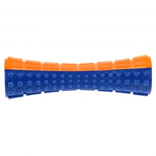 GIGWI Toy for dogs, blue/orange