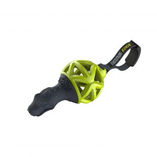 GIGWI Toy for dogs, dinosaur, green