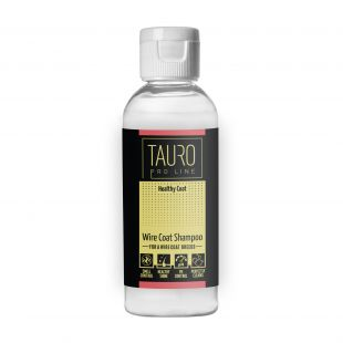 TAURO PRO LINE Healthy Coat wire coat shampoo , shampoo for dogs and cats 65 ml